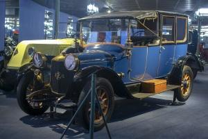 Panhard & Levassor type X26 1920 - Cité de l'automobile, Collection Schlumpf , Mulhouse, 2020
