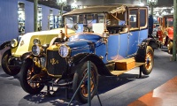 Panhard & Levassor type X26 1920 - Cité de l'automobile, Collection Schlumpf