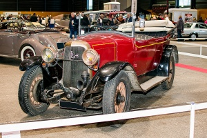 Panhard & Levassor type X47 1925 - Salon Auto-Moto Classic Metz 2018