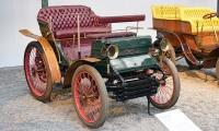 Peugeot type 17 1898 - Cité de l'automobile, Collection Schlumpf