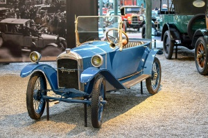 Peugeot type 172 Torpedo 1923 - Cité de l'automobile, Collection Schlumpf, Mulhouse