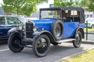 Peugeot type 190 - Autos Mythiques 57, Thionville, 2019