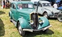 Peugeot 201M 1936 - Retro Meus'Auto 2018, Lac de la Madine