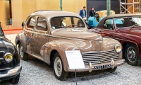 Peugeot 203 1950 - Cité de l'automobile, Collection Schlumpf