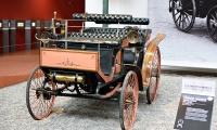 Peugeot type 8 1893 - Cité de l'automobile, Collection Schlumpf