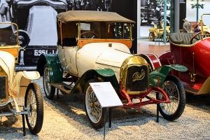 Philos A4M Torpedo 1914 - Cité de l'automobile, Collection Schlumpf