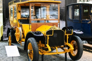 Pic-Pic type 18 HP 1911 - Cité de l'automobile, Collection Schlumpf