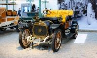 Pilain 4.0 Tonneau 1911 - Cité de l'automobile, Collection Schlumpf