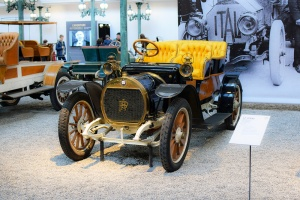 Pilain 4.0 Tonneau 1911 - Cité de l'automobile, Collection Schlumpf