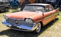 Plymouth Belvedere III - American Roadrunners 2018, Stadtbredimus