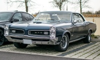 Pontiac GTO I - JRS Passion, Sémécourt, 2019