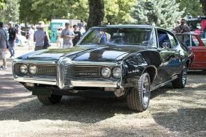 Pontiac LeMans III - Rêve américain, Balastière Meeting, Hagondange, 2019