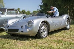 Porsche 550 Spyder - Automania 2019, Edling les Anzeling, Hara du Moulin