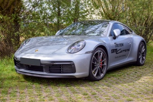 Porsche 911 (992) - Cars & Coffee Deluxe Luxembourg Mai 2019