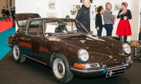 Porsche 912 Targa 1967 - Salon Auto-Moto Classic Metz 2018