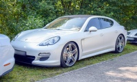 Porsche Panamera I - Automania 2017, Manderen, Château de Malbrouck