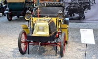 Renault type D 1903 - Cité de l'automobile, Collection Schlumpf