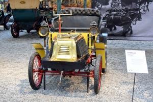 Renault type D 1903 - Cité de l'automobile, Collection Schlumpf