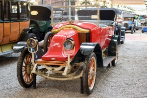 Renault type EU 1919 - Cité de l'automobile, Collection Schlumpf