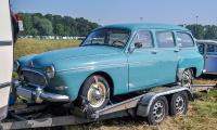 Renault Manoir - Retro Meus'Auto 2018, Lac de la Madine