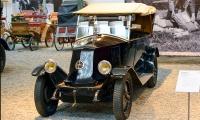 Renault type MT 1923 - Cité de l'automobile, Collection Schlumpf