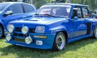 Renault 5 Turbo - Automania 2019, Edling les Anzeling, Hara du Moulin