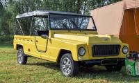 Renault Rodéo - Retro Meus'Auto 2018, Lac de la Madine