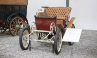 Rheda Phatonnet 1899 - Cité de l'automobile, Collection Schlumpf 2020