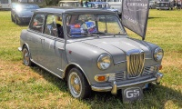 Riley Elf - Retro Meus'Auto 2018, Lac de la Madine