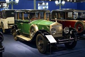 Rolls-Royce 20HP Limousine 1925 - Cité de l'automobile, Collection Schlumpf