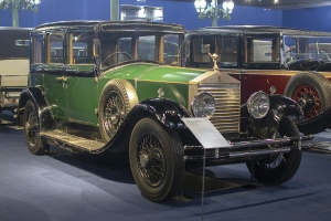 Rolls-Royce 20HP Limousine 1925 - Cité de l'automobile, Collection Schlumpf 2020