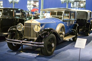 Rolls-Royce Phantom I - Cité de l'automobile, Collection Schlumpf