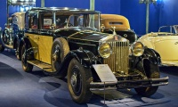 Rolls-Royce Phantom II limousine 1930 - Cité de l'automobile, Collection Schlumpf, Mulhouse