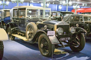 Rolls-Royce Silver Ghost 1924 - Cité de l'automobile, Collection Schlumpf