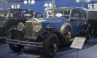 Rolls-Royce Phantom I - Cité de l'automobile, Collection Schlumpf 2020