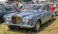Rolls-Royce Silver Shadow I 1976 - Retro Meus'Auto 2018, Lac de la Madine