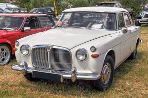 Rover P5 Mark III 1966 - Retro Meus'Auto 2018, Lac de la Madine