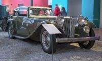 SS Cars SS1 1934 - Cité de l'automobile, Collection Schlumpf, Mulhouse, 2020