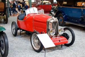 Salmson Val 3 Biplace Sport 1928 - Cité de l'automobile, Collection Schlumpf