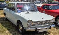 Simca 1300 - Retro Meus'Auto 2018, Lac de la Madine