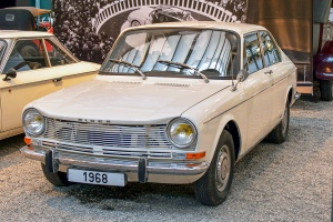 Simca Heuliez 1501 Special Coupé 1968 - Cité de l'automobile, Collection Schlumpf, Mulhouse