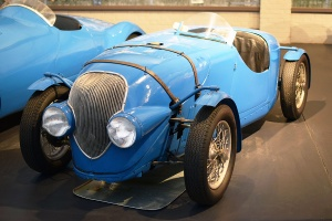 Simca Gordini type 5 Biplace Sport 1937 - Cité de l'automobile, Collection Schlumpf