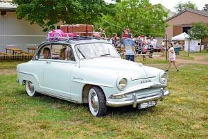 Simca Aronde 1300 - Automania 2017, Edling les Anzeling, Hara du Moulin