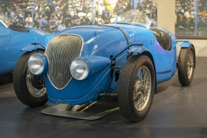 Simca Gordini type 5 biplace sport 1937 - Cité de l'automobile, Collection Schlumpf, Mulhouse, 2020