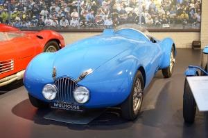Simca Gordini type 8 Biplace Sport 1939 - Cité de l'automobile, Collection Schlumpf