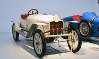 Sizaire-Naudin 12 HP Biplace Course 1908 - Cité de l'automobile, Collection Schlumpf