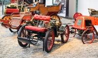 Soncin Quadricycle 1901 - Cité de l'automobile, Collection Schlumpf