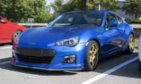 Subaru BRZ - Cars & Coffee Deluxe Luxembourg Septembre 2019