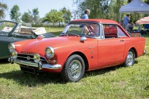Sunbeam Alpine IV 1964 - Automania 2019, Edling les Anzeling, Hara du Moulin