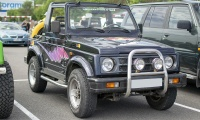 Suzuki Jimny II - Autos Mythiques 57, Thionville, 2019